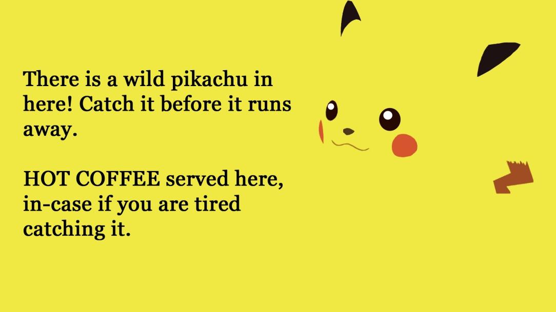 pikachu for blog